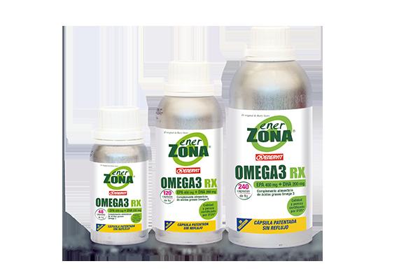 Omega 3 RX - Cápsulas
