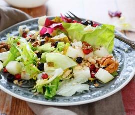 Receta para nochevieja enerzona dieta de la zona omega 3 y polifenoles - Comidas para noche vieja ...