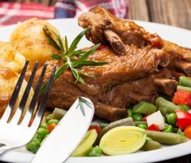 Receta para nochevieja enerzona dieta de la zona for Comidas para nochevieja