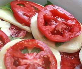 mozzarella-tomate-tentempie