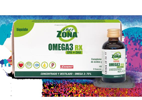 Omega 3 RX - Líquido