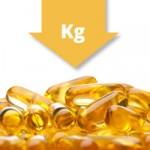 Omega 3 y pérdida de peso.