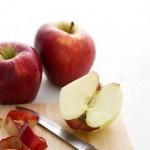 Manzanas oxidación