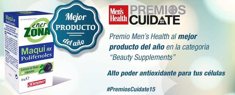 Maqui Polifenoles, premio mejor producto beauty