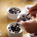 desayuno-de-yogurt-con-arándanos