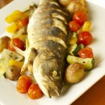 Lubina_a_la_plancha_con_verduras_calabacin