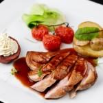 receta año nuevo dieta zona confit pato