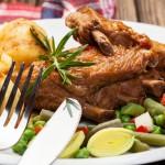receta nochevieja costillas dieta zona