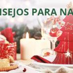 13 consejos útiles para mantenerte en la Zona estas Navidades