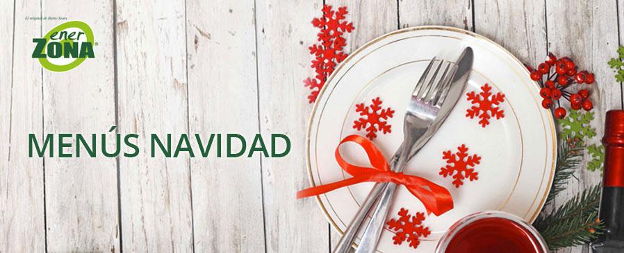 Menús de fiesta exquisitos y elegantes para Navidades